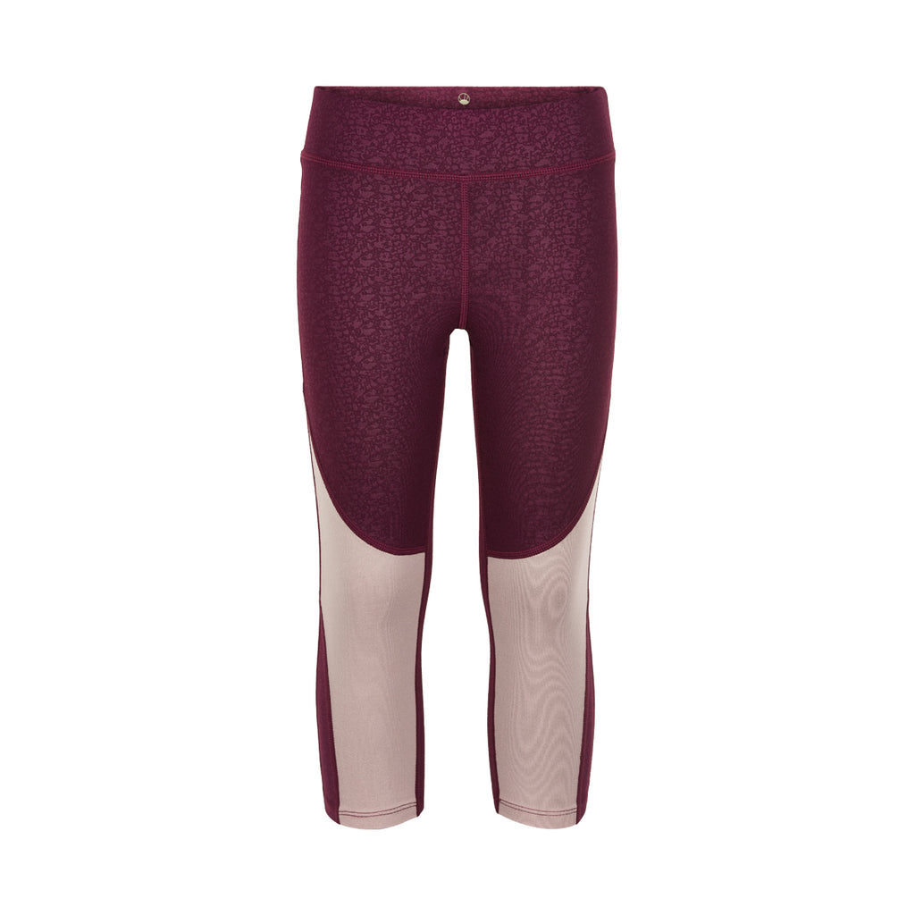 THE NEW PURE PURE Match Tights w LEGGINGS WINETASTING