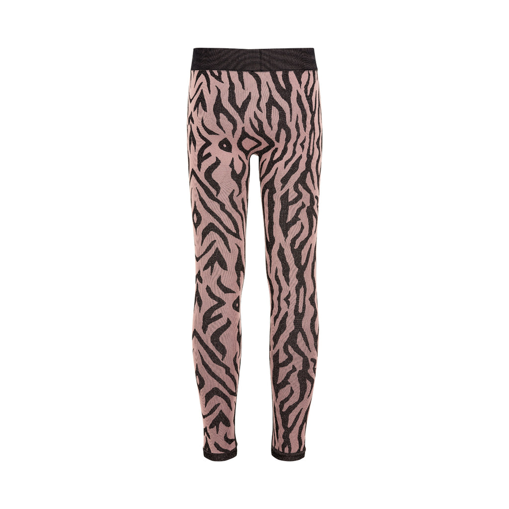 THE NEW PURE PURE Mezebra Leggings LEGGINGS WINETASTING
