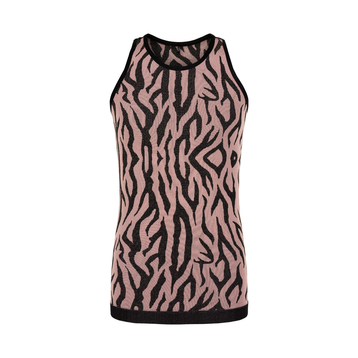 THE NEW PURE PURE Mezebra Tank Top TANKTOP WINETASTING