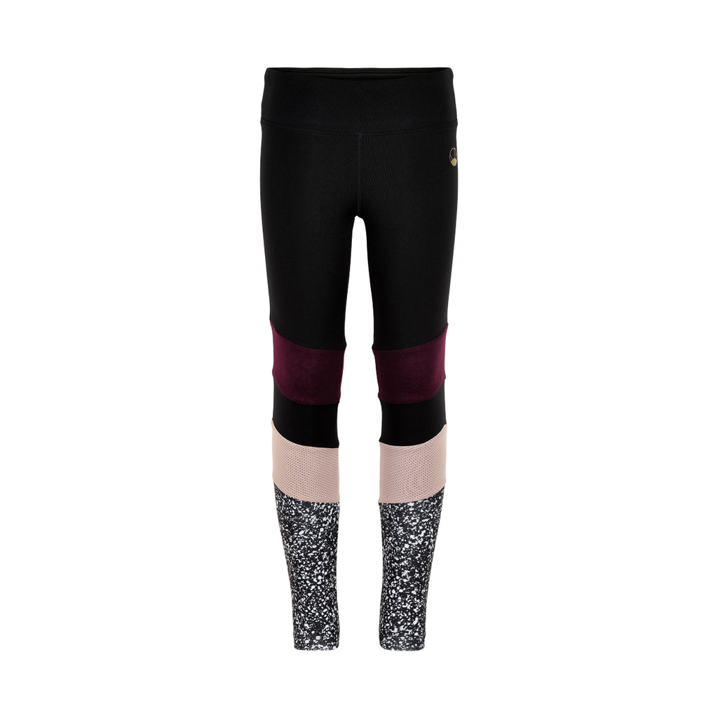 THE NEW PURE PURE Motion Tights LEGGINGS BLACK
