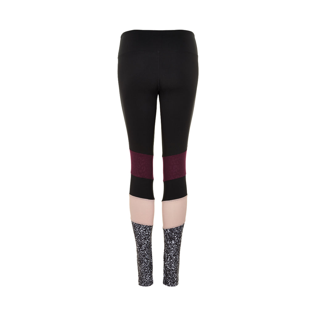 THE NEW PURE PURE Motion Tights w LEGGINGS BLACK