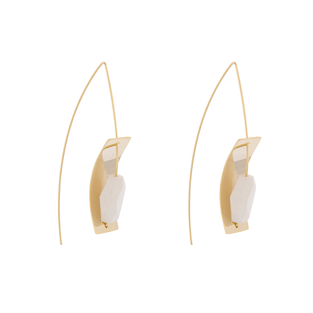Line Earrings