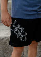 Load image into Gallery viewer, 5678 Branded Shorts - Black