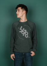 Load image into Gallery viewer, 5678 Branded Crewneck - Army Green