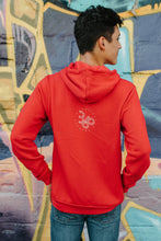 Load image into Gallery viewer, 5678 Branded Hoodie - Red