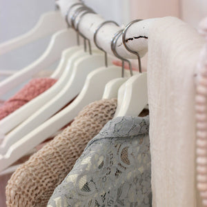 How is your closet organization?