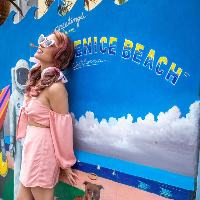 What to wear and do at Venice Beach California  (Part 1)