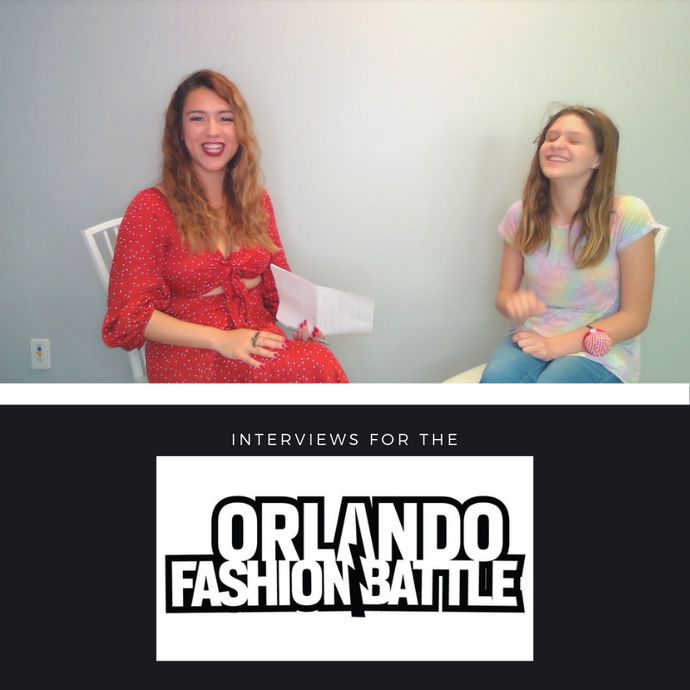 Jaxodyssey Interviews for the Orlando Fashion Battle