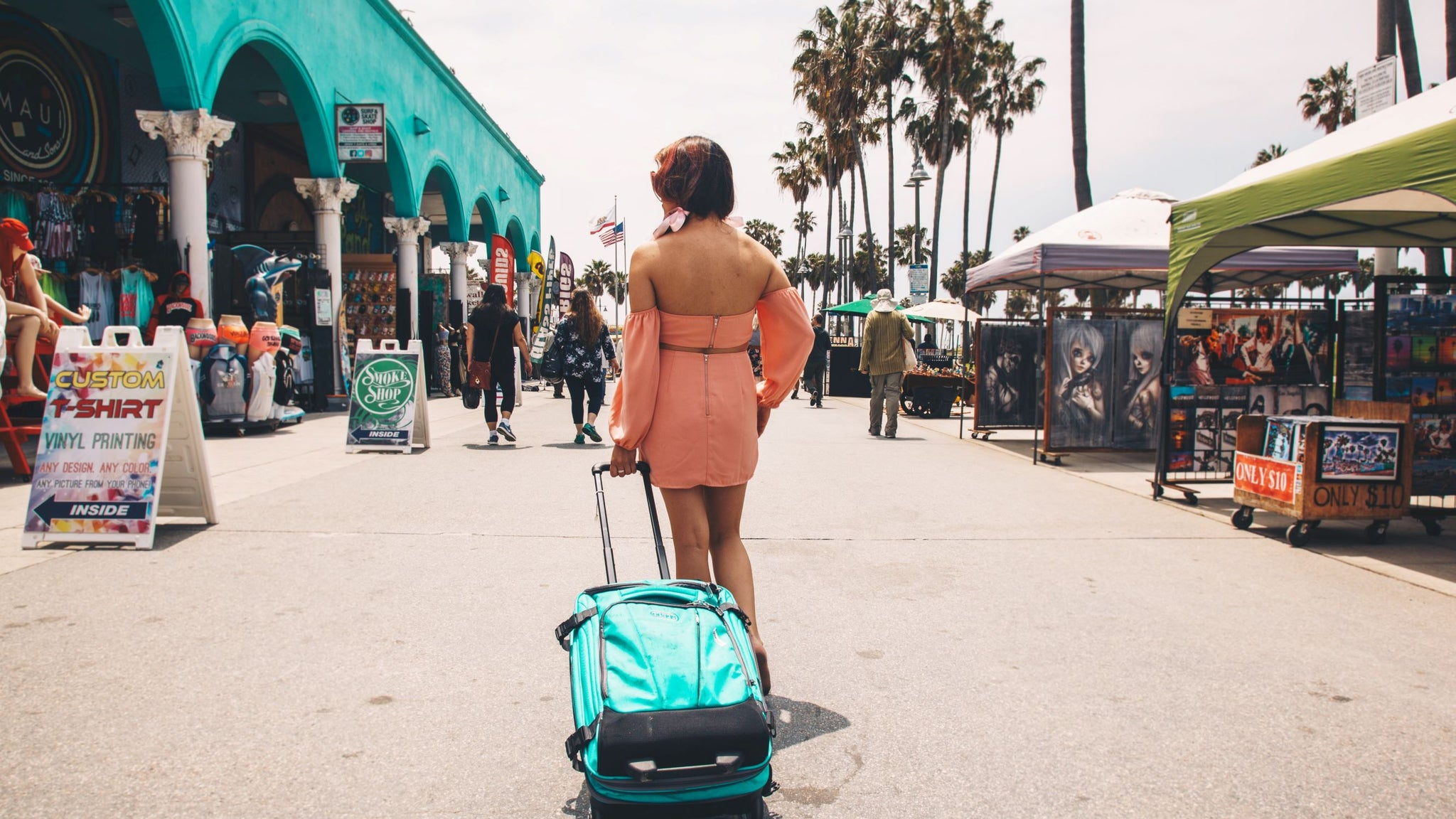 What to wear in Venice Beach