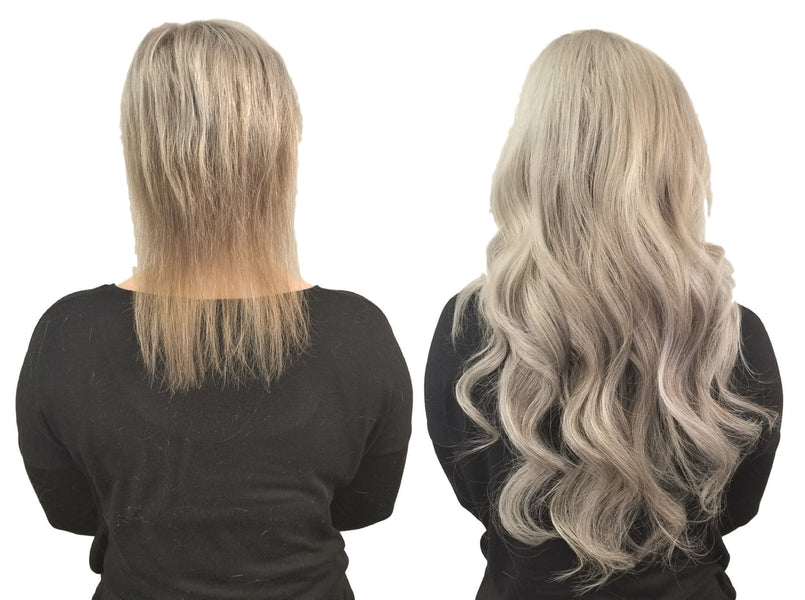 Hair Extensions For Thin Hair: Here's What You Need To Know
