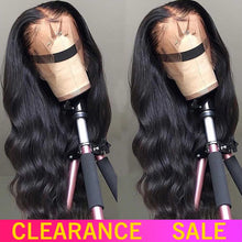Brazilian Body Wave Lace Front Remy Wig