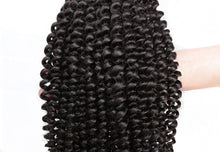Brazilian Virgin Kinky Curly Weave Human Hair 3 Bundles