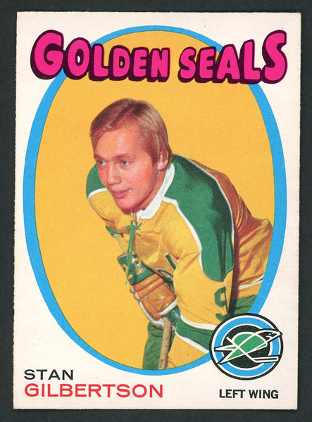 1971 O-Pee-Chee #183 STAN GILBERTSON Near Mint
