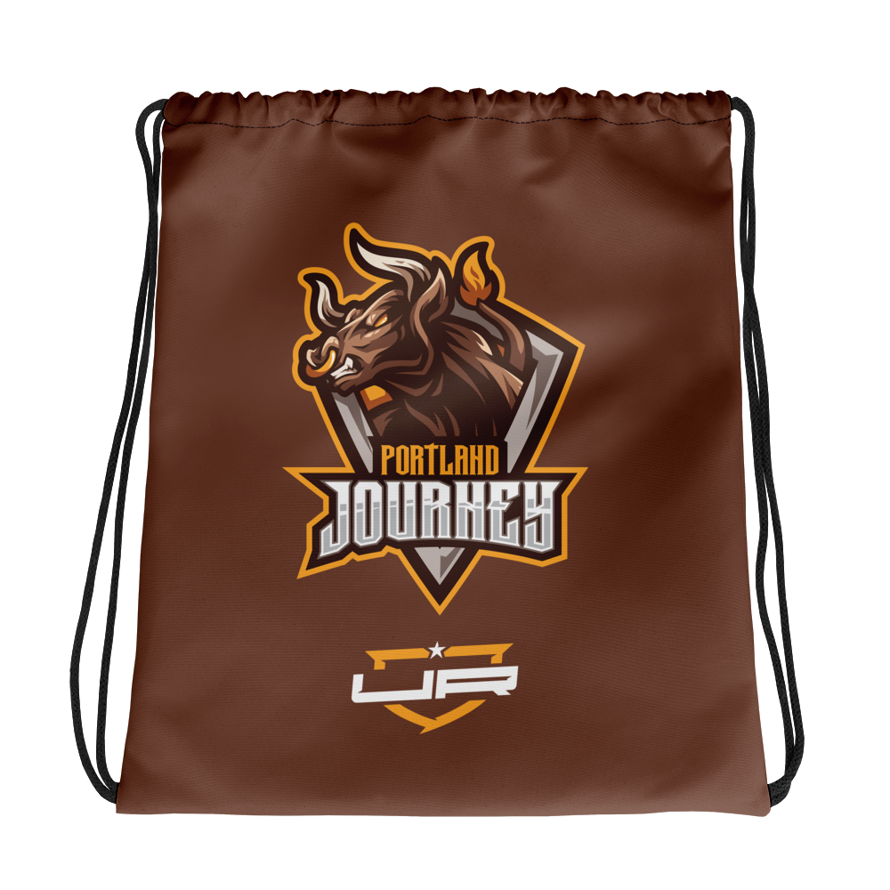 Portland Drawstring - Brown