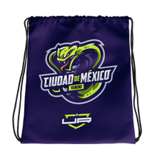 Load image into Gallery viewer, Mexico City Drawstring - Purple