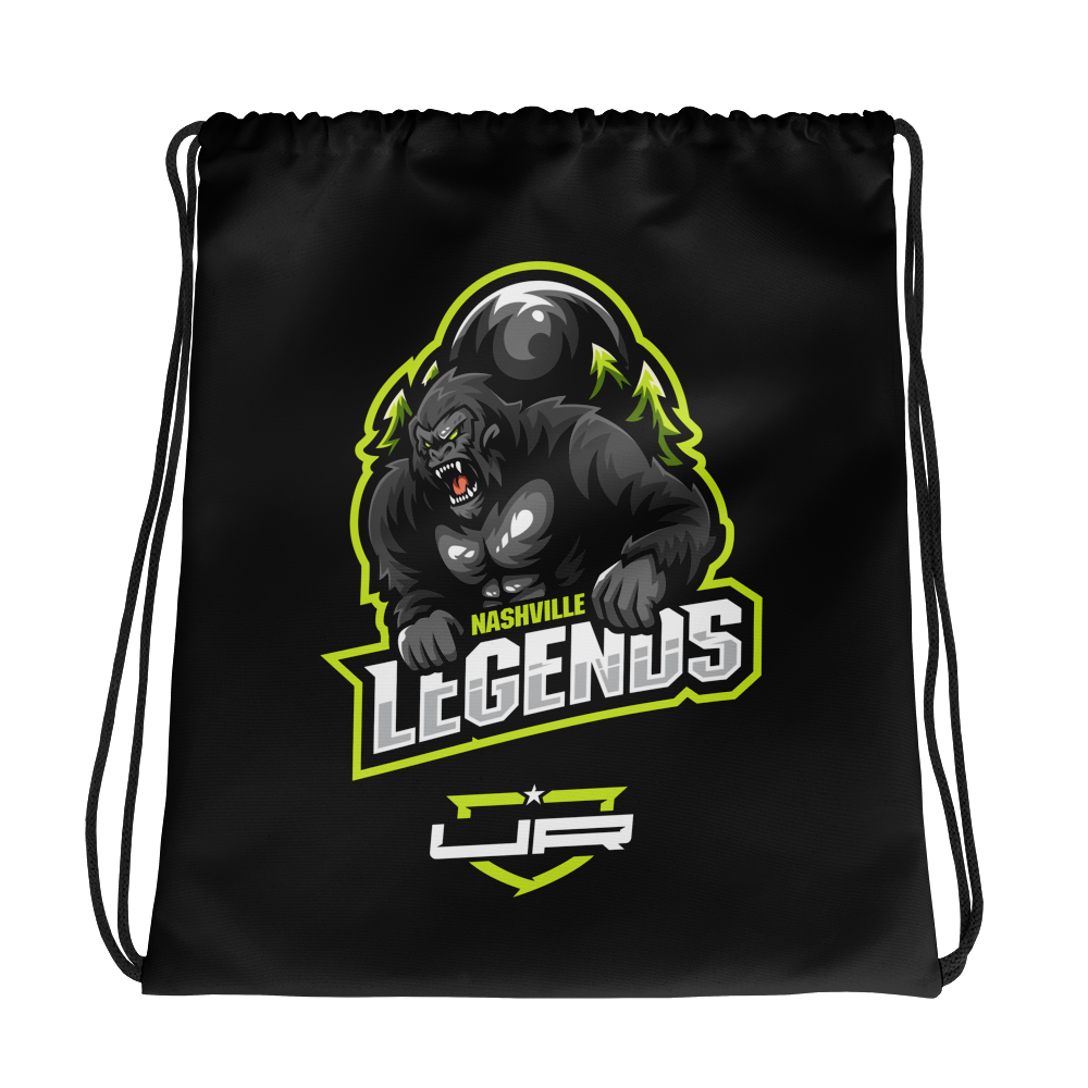 Nashville Legends Drawstring - Blacked Out