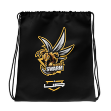 Load image into Gallery viewer, Seattle Swarm Drawstring - Black