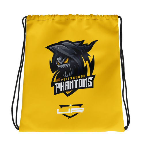 Pittsburgh Drawstring - Yellow