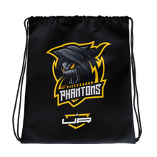 Load image into Gallery viewer, Pittsburgh Drawstring - Black
