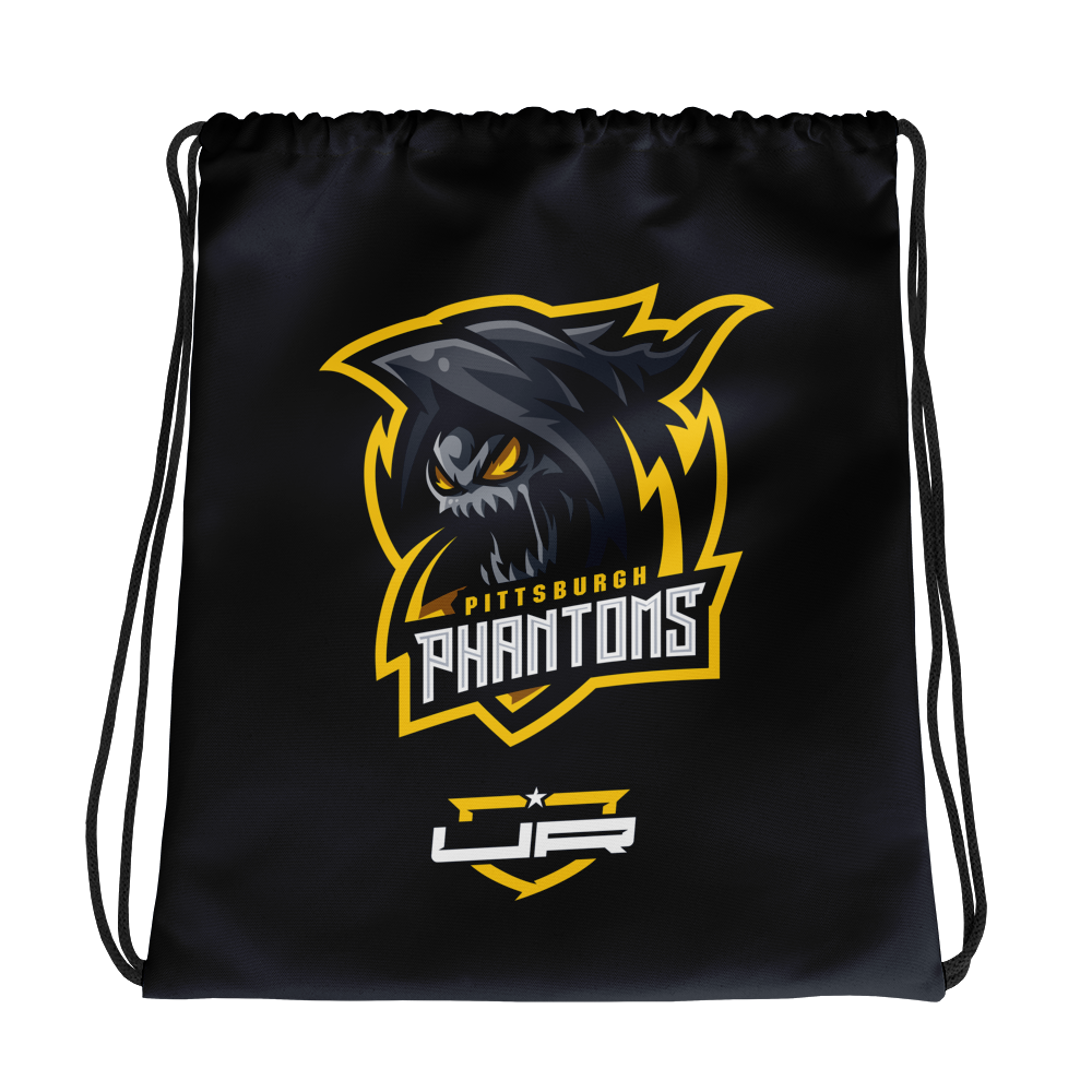 Pittsburgh Drawstring - Black