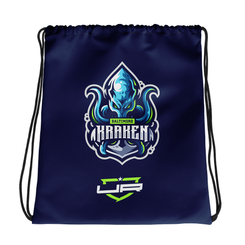 Baltimore Kraken Drawstring
