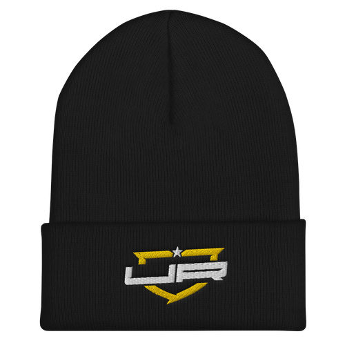 Beanie - Black and Yellow