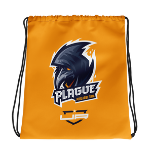 Philadelphia Drawstring - Orange