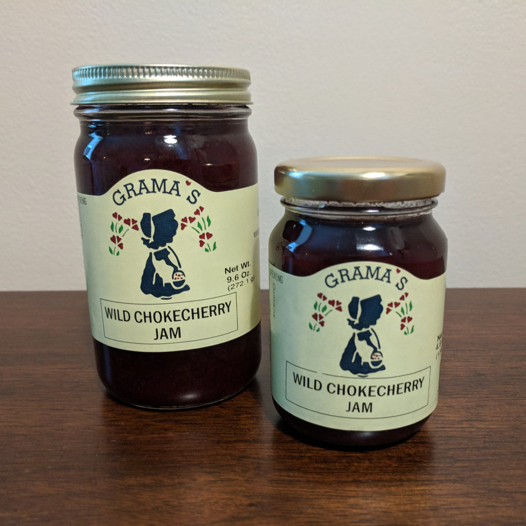 Wild Chokecherry Jam