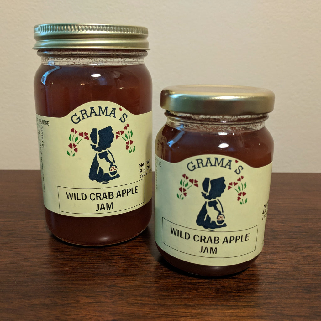 Wild Crab Apple Jam