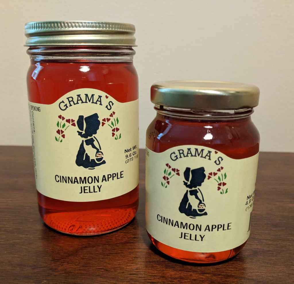 Cinnamon-Apple Jelly