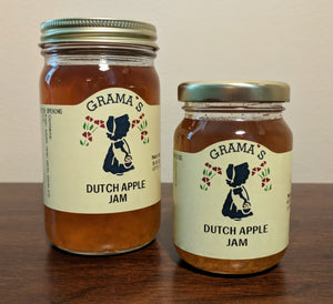 Dutch Apple Jam