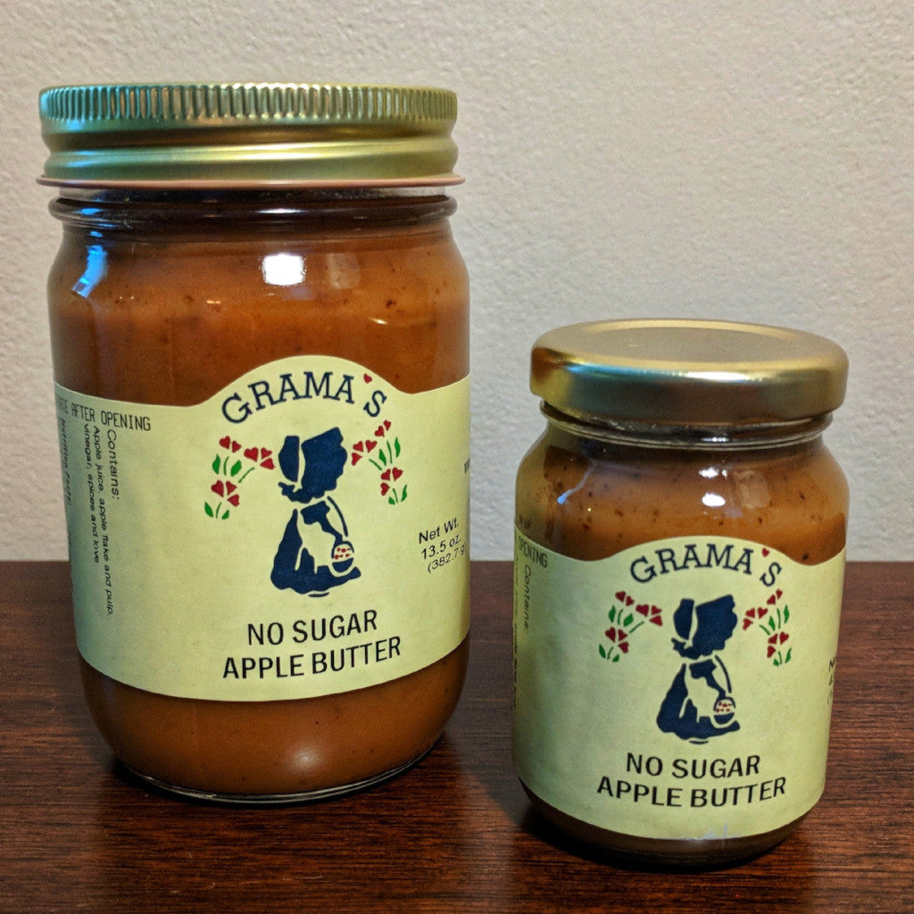No-Sugar-Added Apple Butter Spread