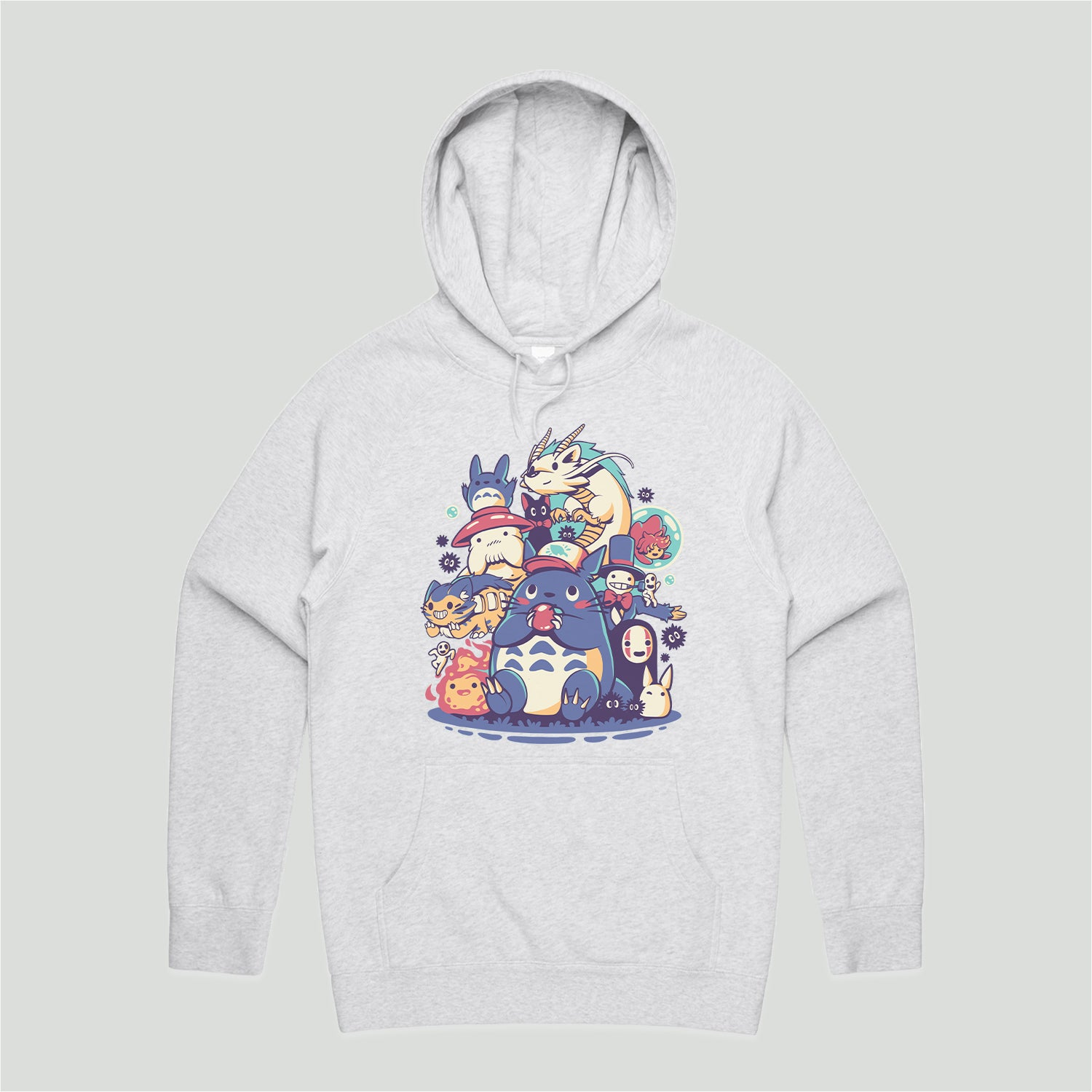 Creatures, Spirits and Friends Hoodie