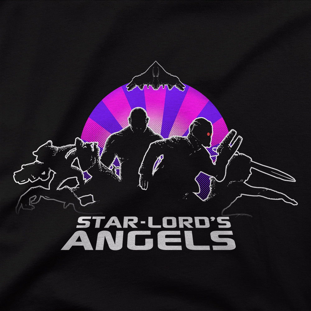 Star-Lord's Angels T-Shirt