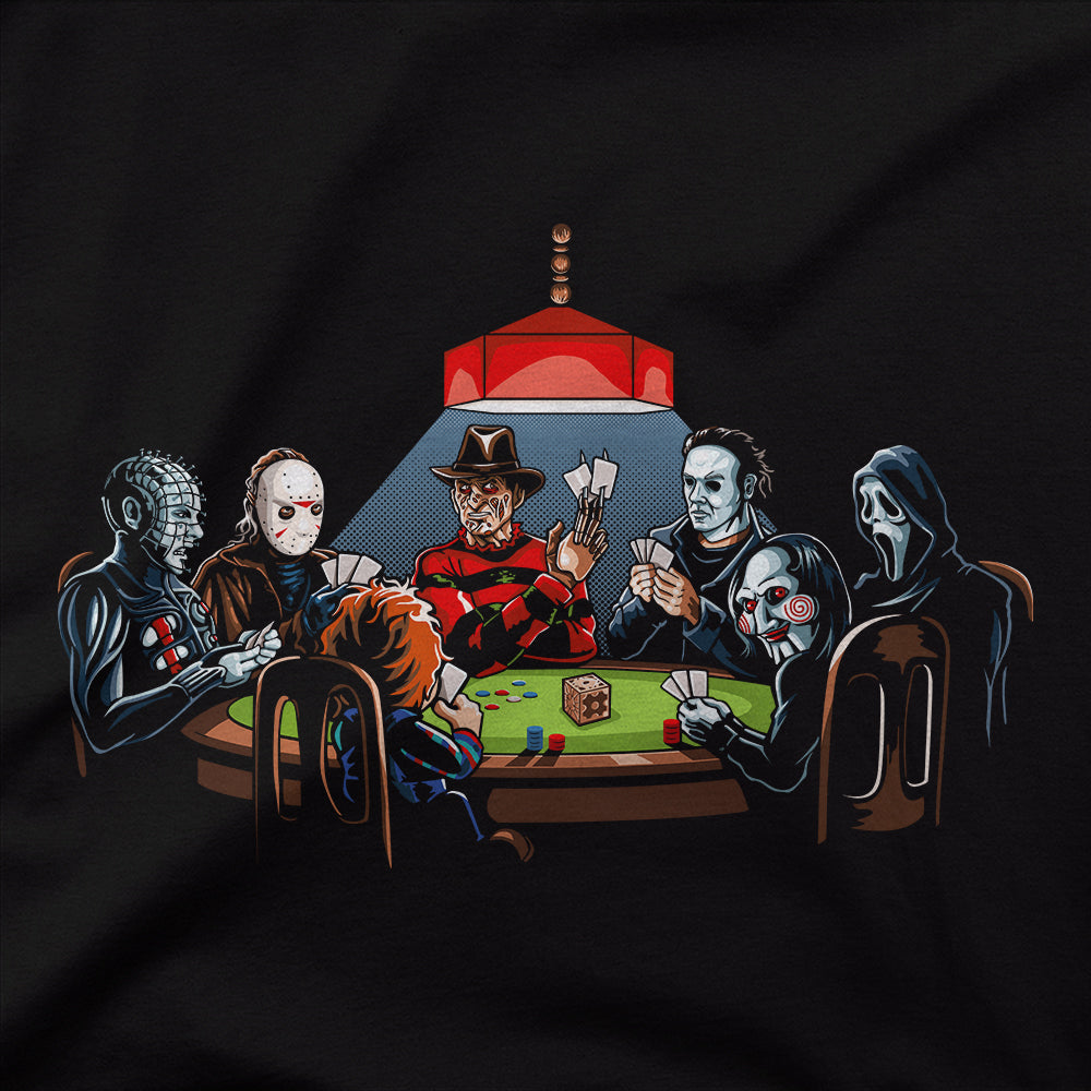 Slasher Poker T-Shirt