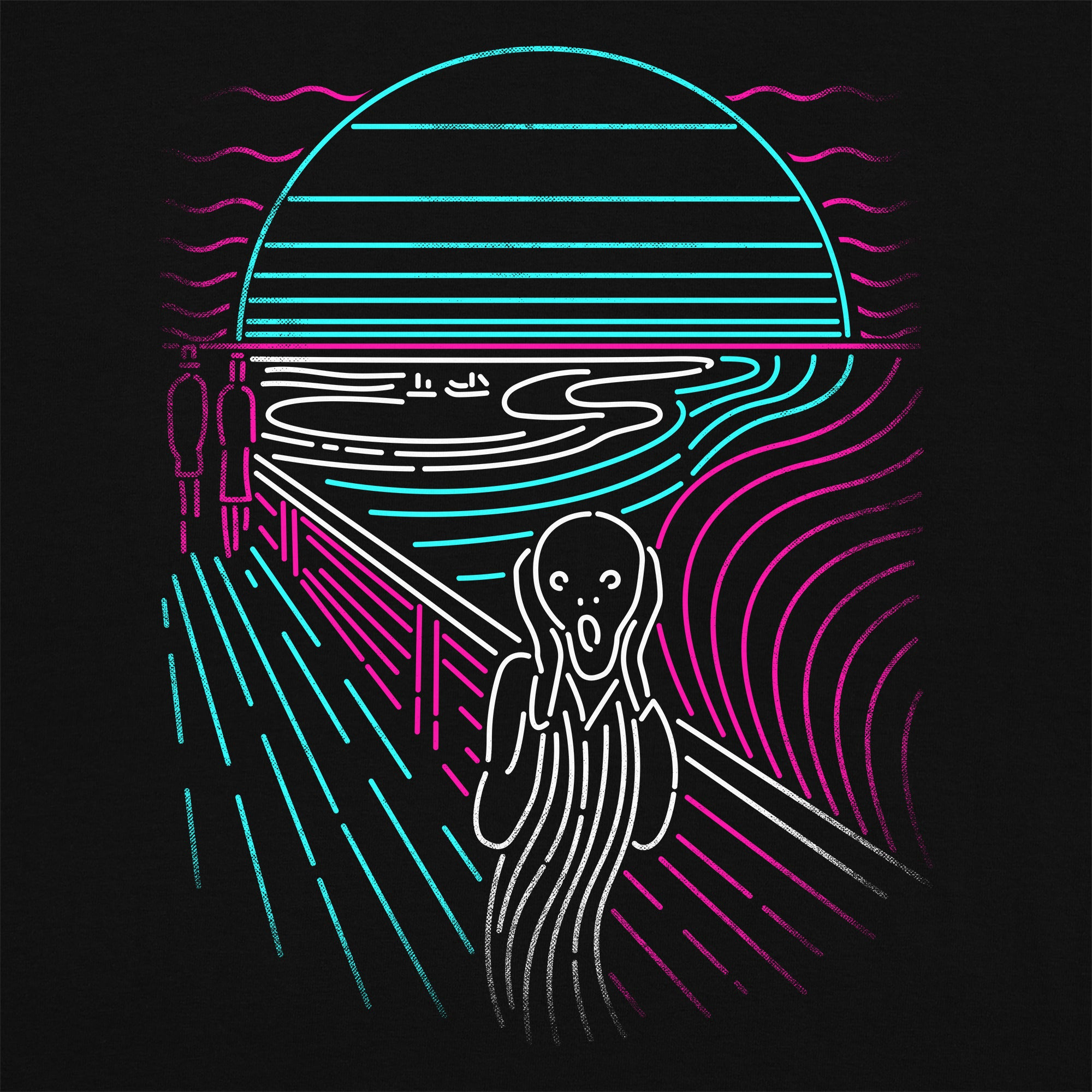 Screaming Neon T-Shirt