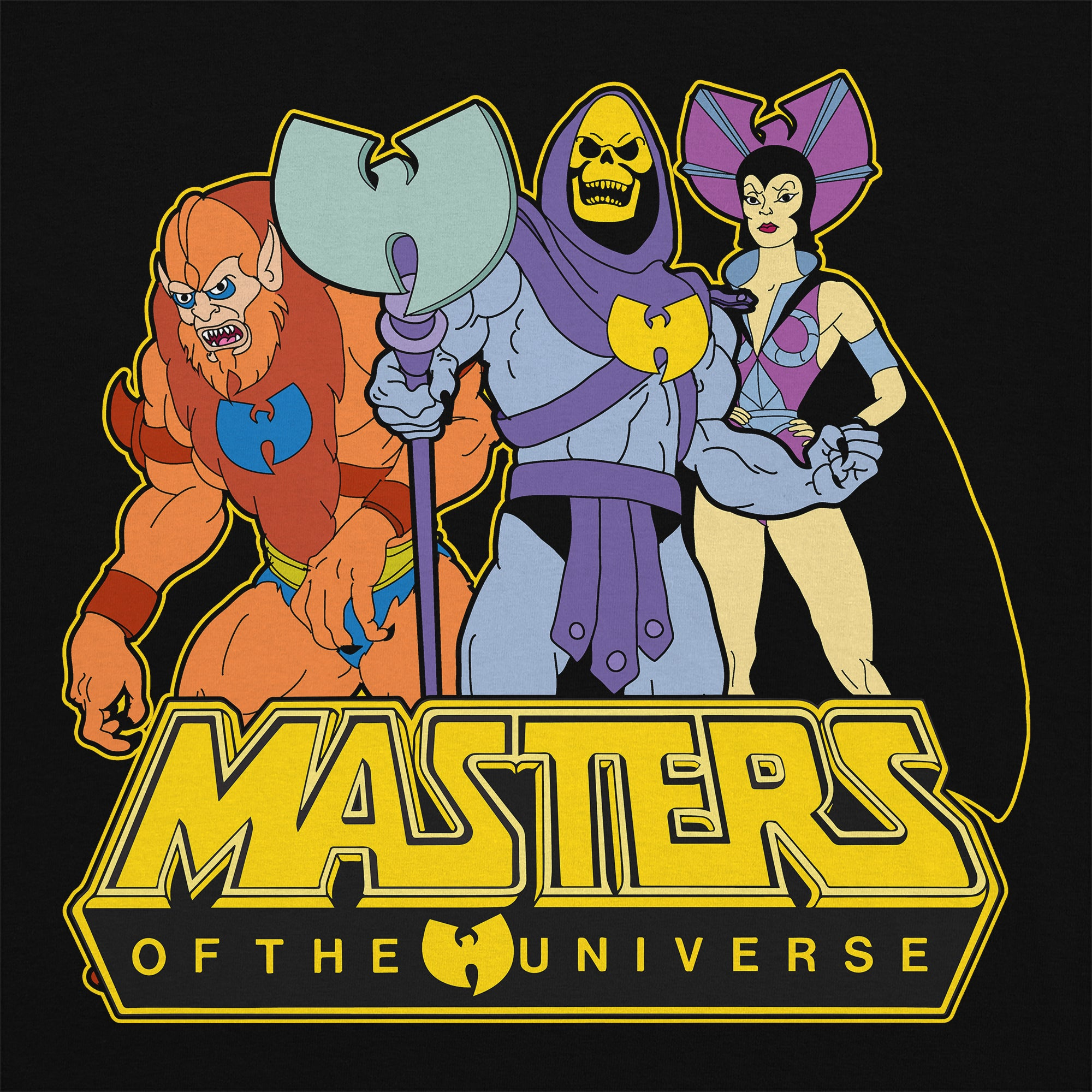 Masters of the Wuniverse T-Shirt