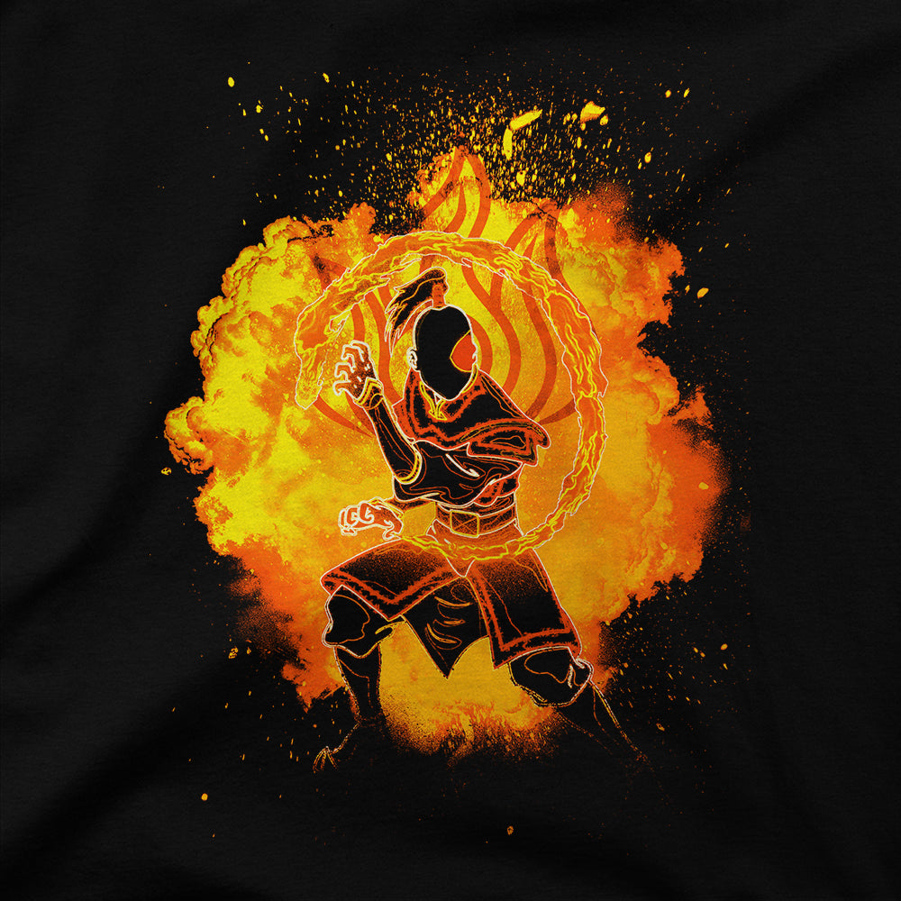 The Soul of Firebender T-Shirt