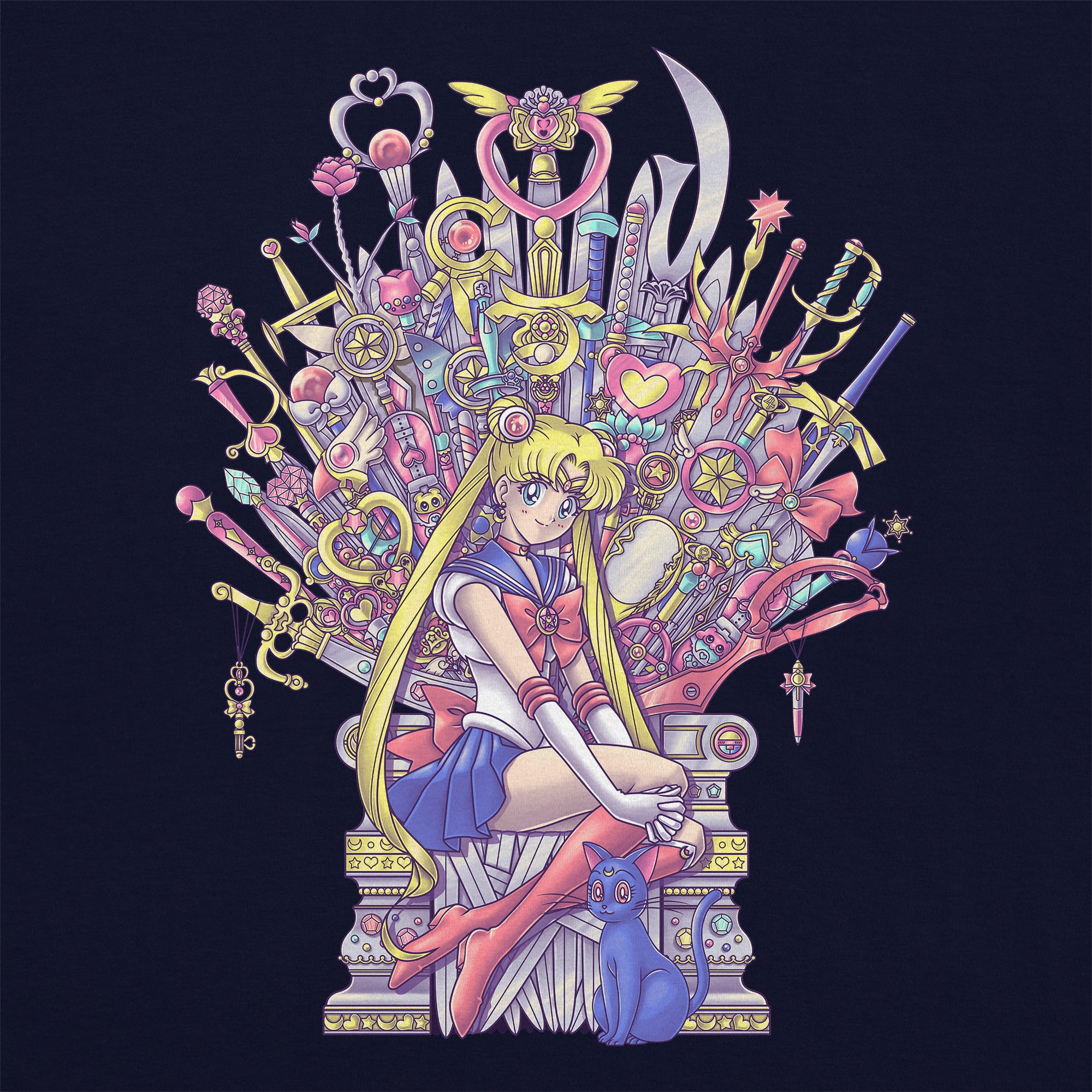 Throne Of Magic T-Shirt