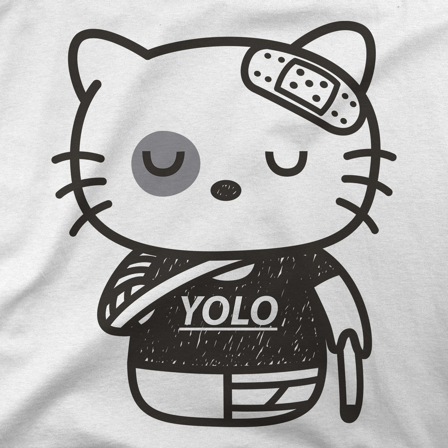YOLO Kitty
