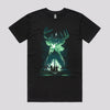 Cool Harry Potter Magic T-Shirt in Black