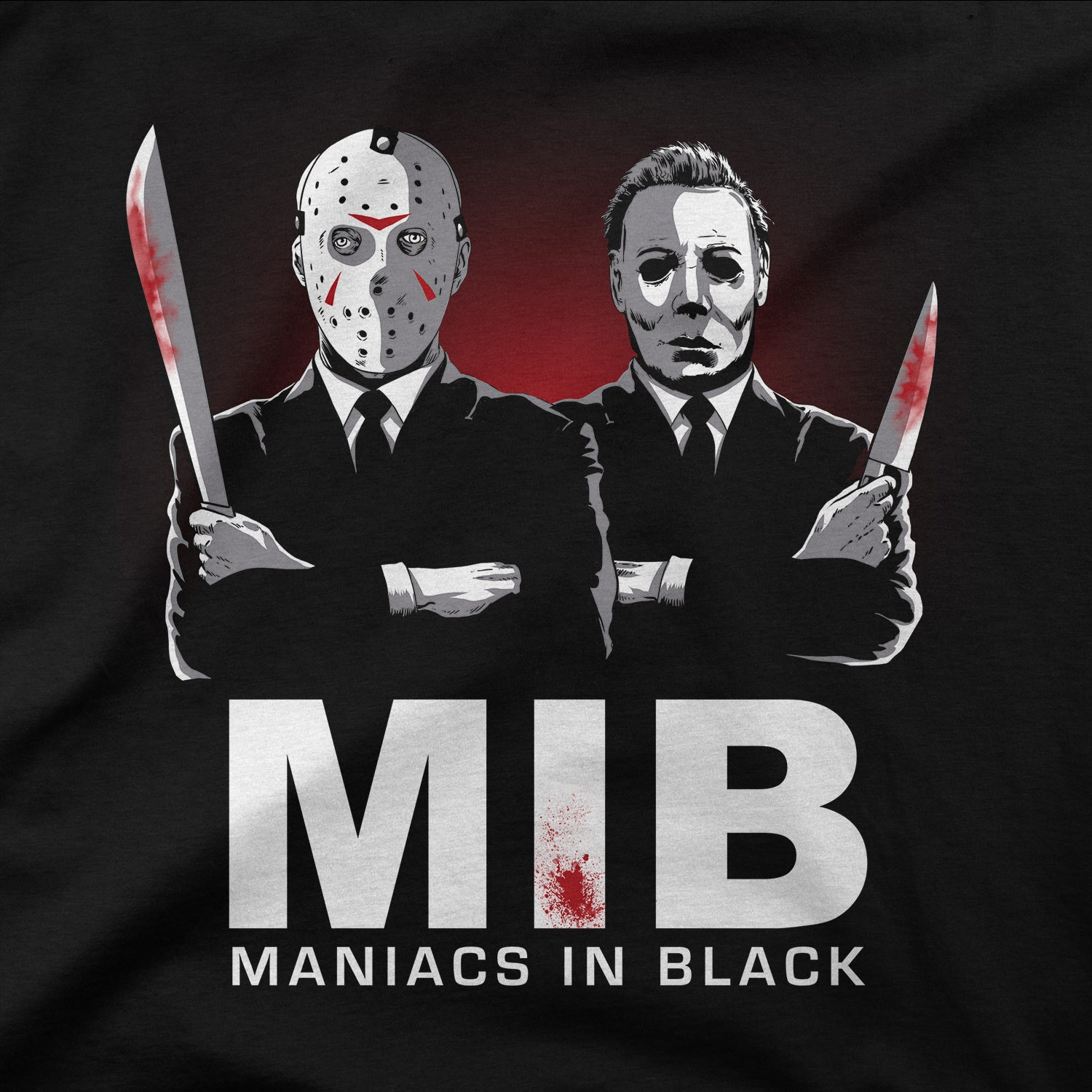 Maniacs In Black