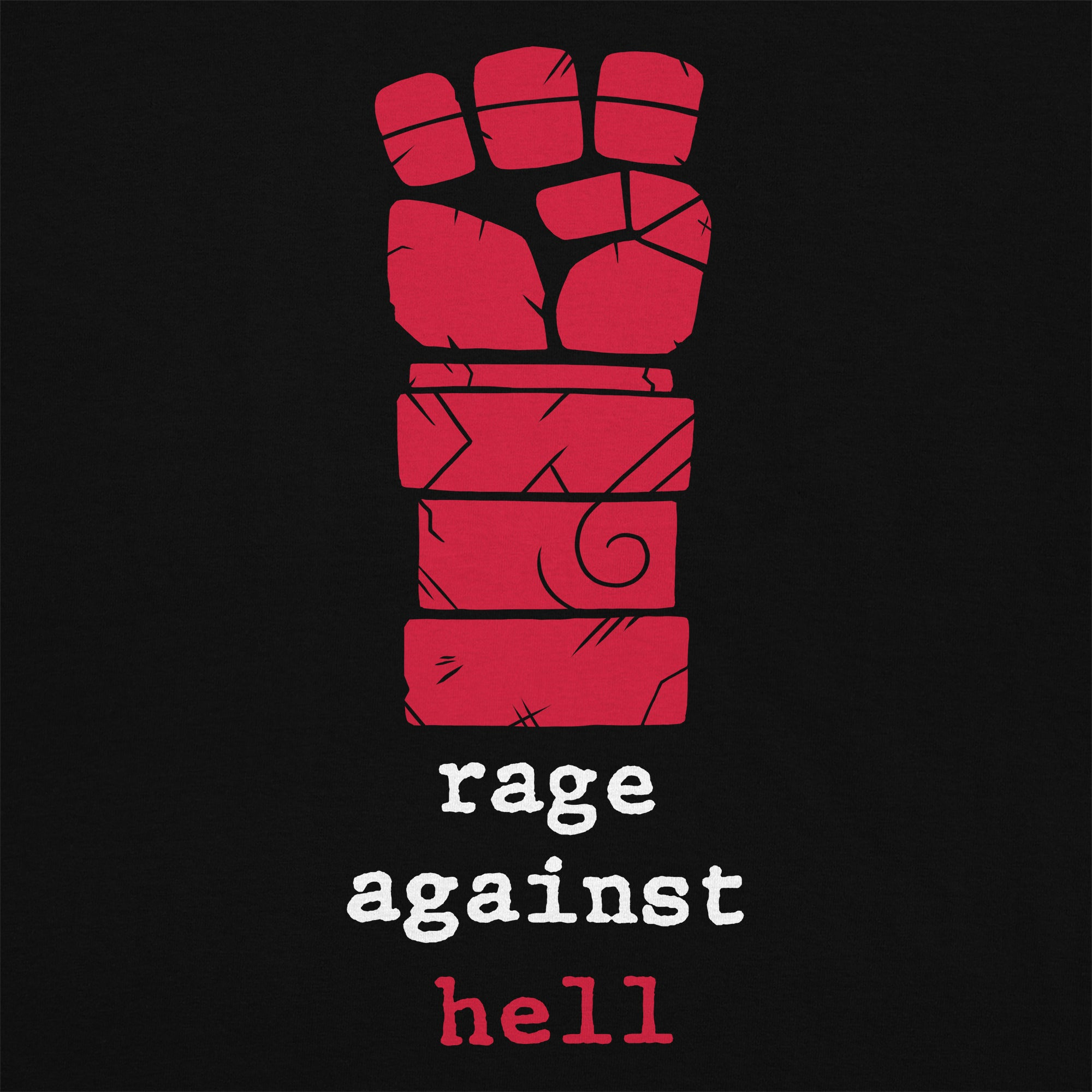 Rage Against Hell T-Shirt