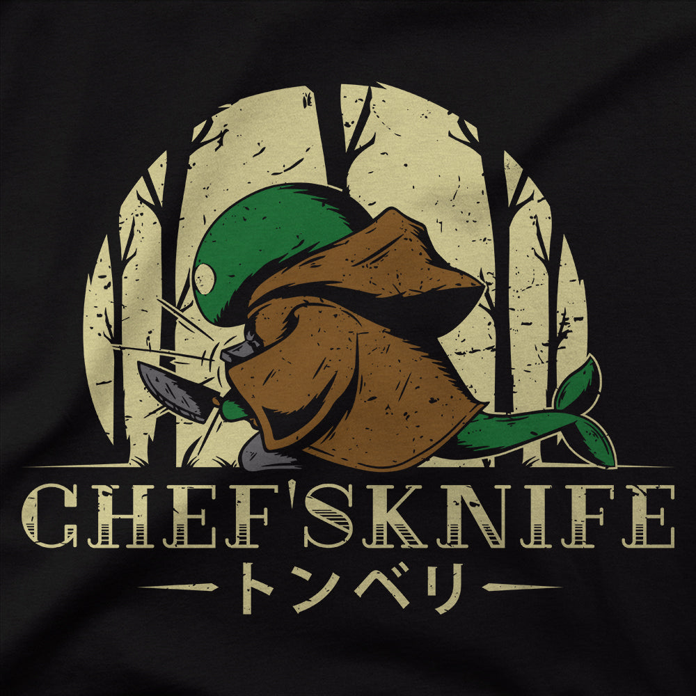 Chef's Knife T-Shirt