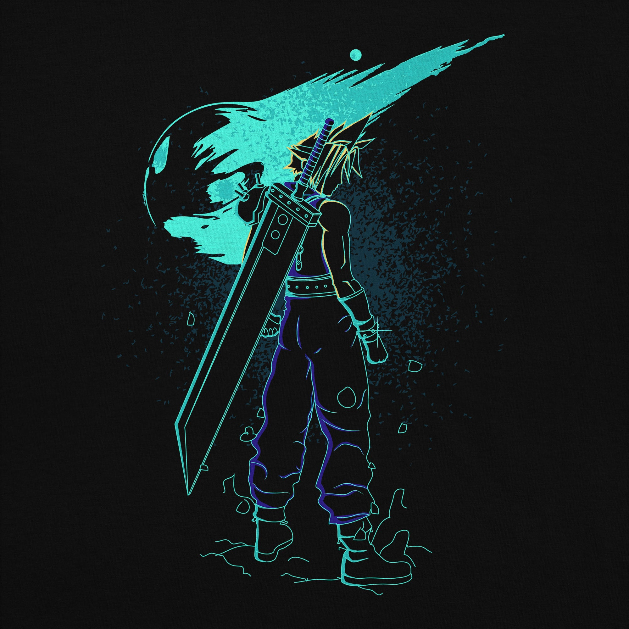 Shadow of Meteor T-Shirt