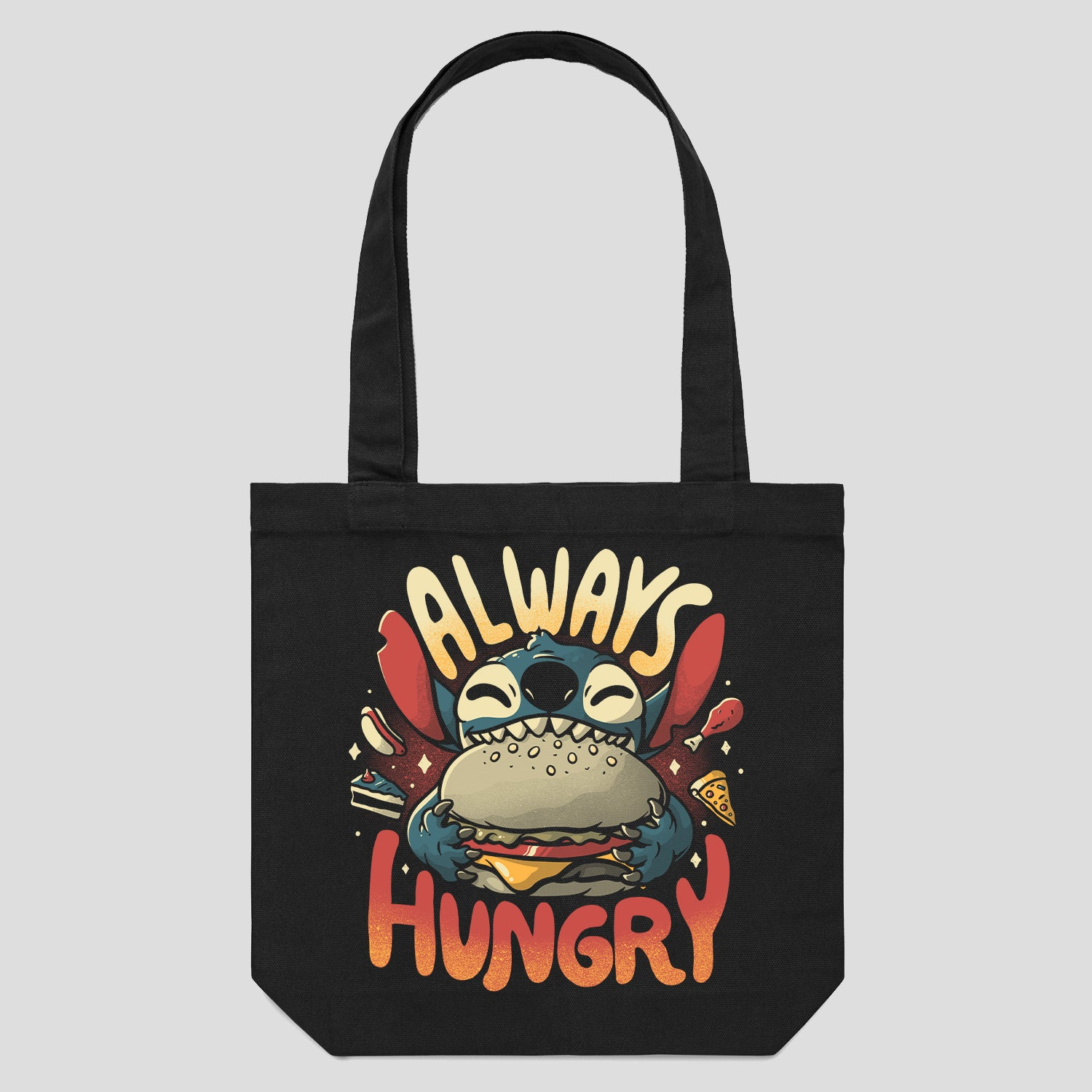 Always Hungry Bag - LIMITEE