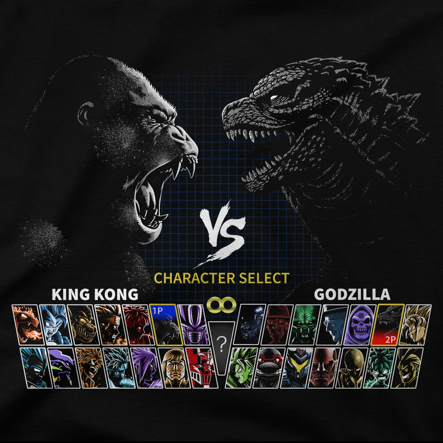 Select Kong vs King of Monsters