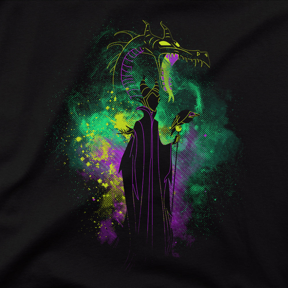 Maleficent Art T-Shirt
