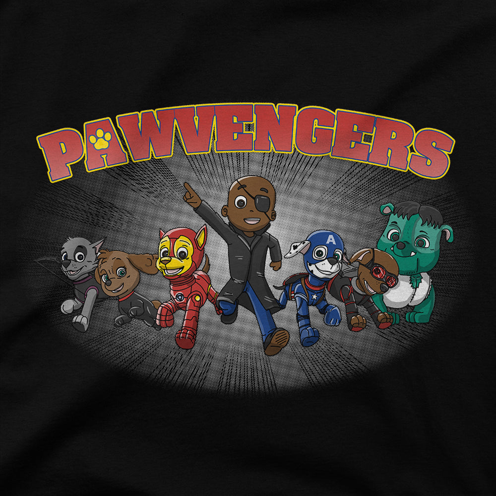 Pawvengers T-Shirt