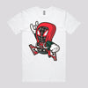 Cool Spiderman T-Shirt in White
